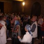 4. 1.08.2015 Акафист в Серафимовском храме