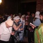 5. 1.08.2015 Акафист в Серафимовском храме