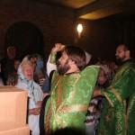 7. 1.08.2015 Акафист в Серафимовском храме