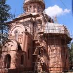 Фото 1. Престольный праздник в Серафимовском храме