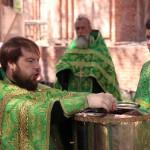 Фото 10. Престольный праздник в Серафимовском храме