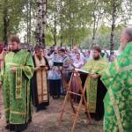 Фото 4. Престольный праздник в Серафимовском храме