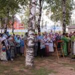 Фото 5. Престольный праздник в Серафимовском храме