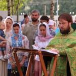 Фото 7. Престольный праздник в Серафимовском храме