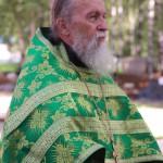 Фото 9. Престольный праздник в Серафимовском храме