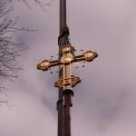 Фото 16. Освящение креста в Серафимовском храме г. Хотьково